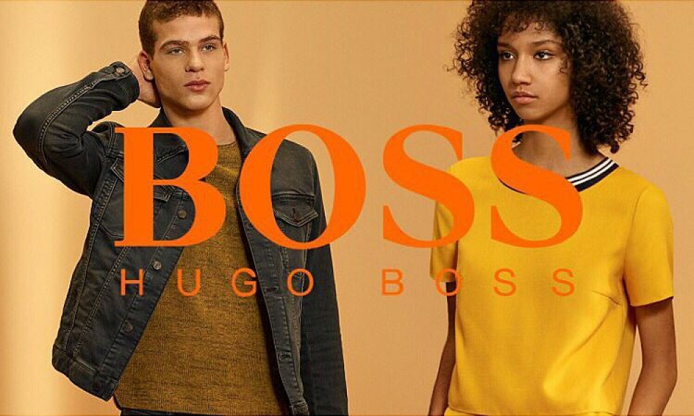 Barry for Hugo Boss Orange Campaign