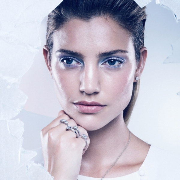 Icy Beauty Astrid for De Bijenkorf
