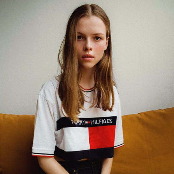 Eline B is ONE OF THE Models.com F/W16 GIRLS
