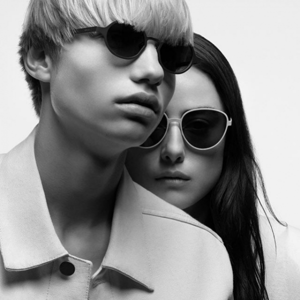 Emily Jeanne & Christophe for Komono by Pierre Debusschere