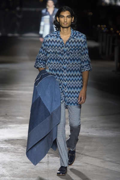 Daanisj for Missoni S/S19 Milan