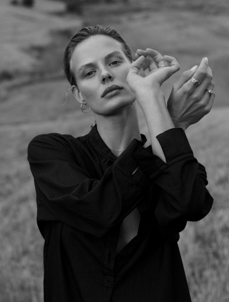 Marlijn for Penn and Ink S/S19