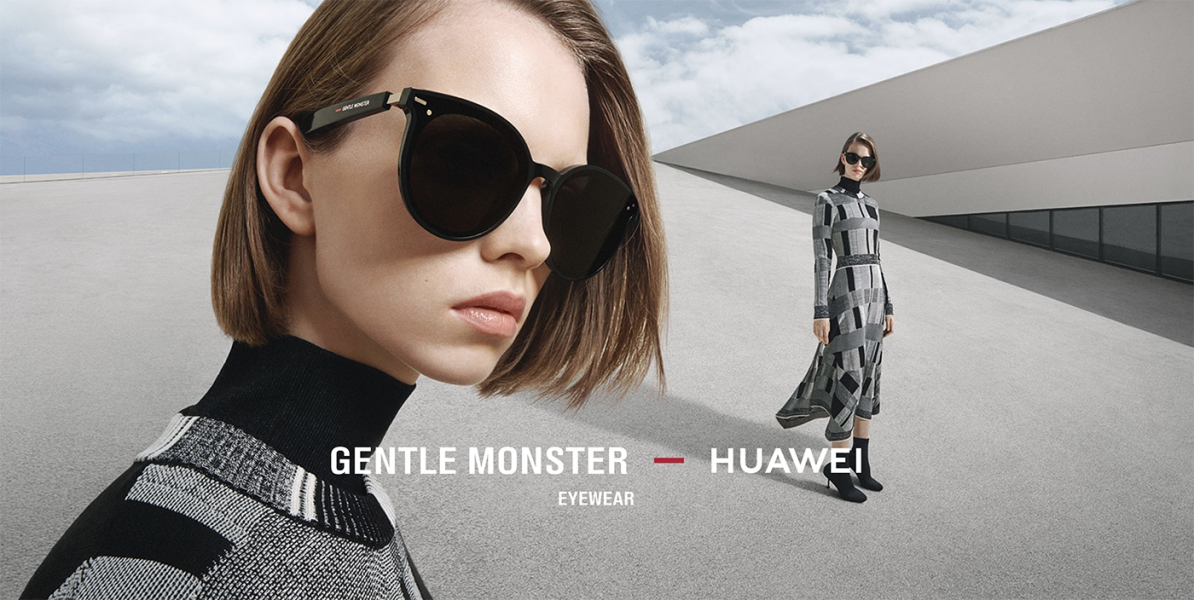 Lieke for Gentle Monster X Huawei Eyewear