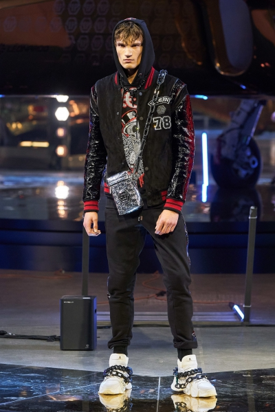 Jari for Philipp Plein F/W 20 Milan