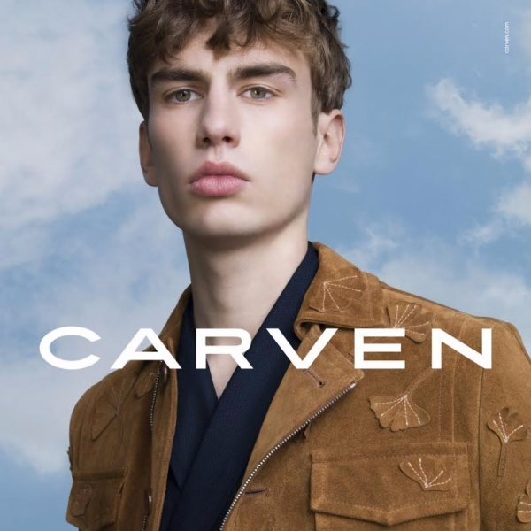 Sam H for Carven S/S16 Campaign