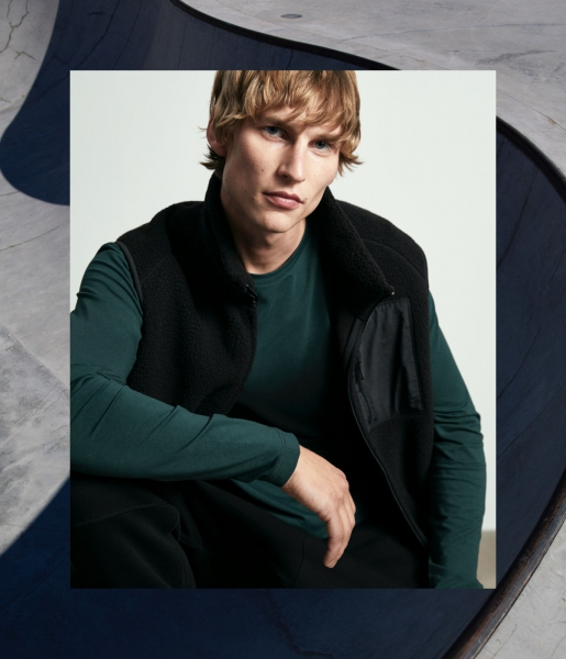 Thom for H&M Online Campaign