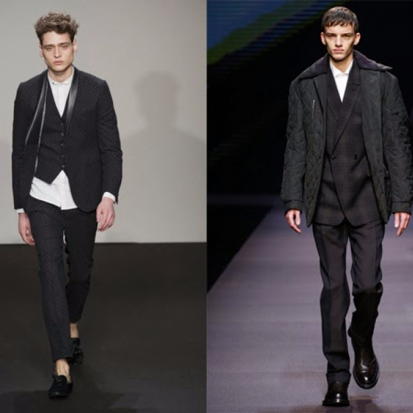 Milan Fashion Week Menswear F/W14
