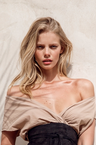 When Summer Glow meets Marloes <3 Lilya Campaign